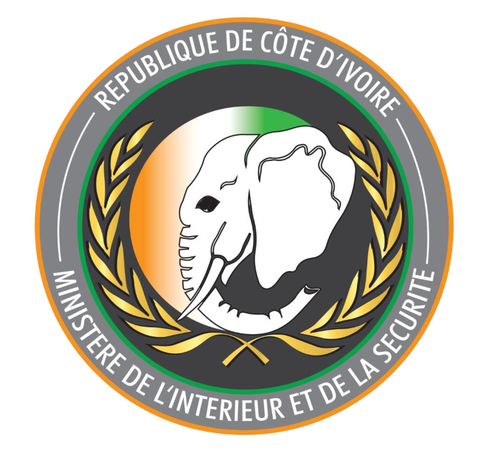 Ministère de l'Intérieur et de la Sécurité de Côte d'Ivoire